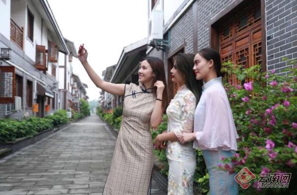 【全域旅游】文化乡愁生态重庆铜梁区全域旅游的三张牌