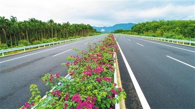 【县域联播】绿水青山腾巨龙大道如虹畅琼州