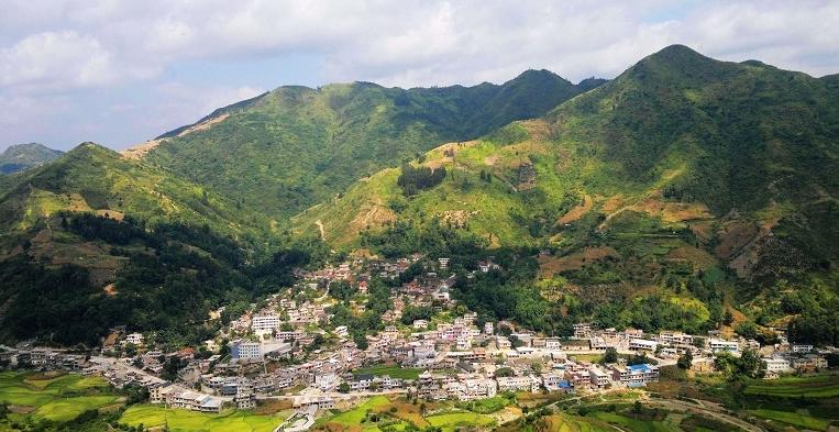 镇宁:生态优先 绿色发展