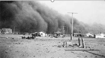 生态讲堂:域外大平原沙尘暴给人的启迪
