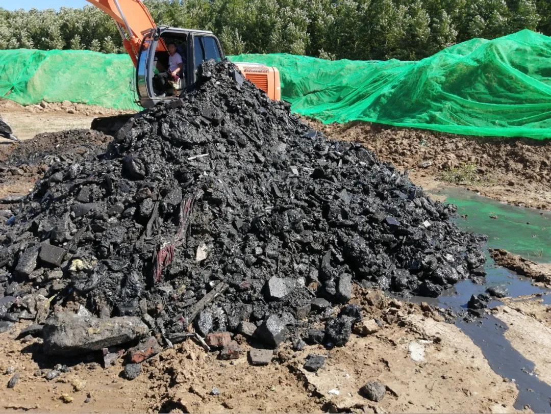 24万余吨垃圾被违规跨区填埋,咋回事?