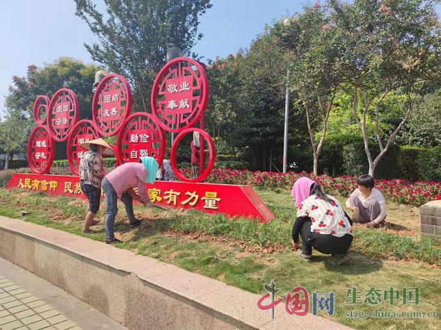 湖南省邵阳城管:全力以赴打好创建全国文明城市攻坚战